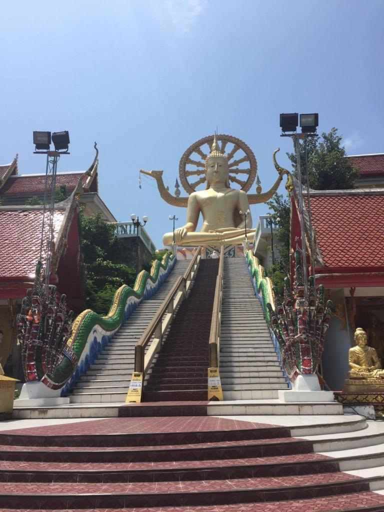 Potovanje Tajska - Veliki Buda