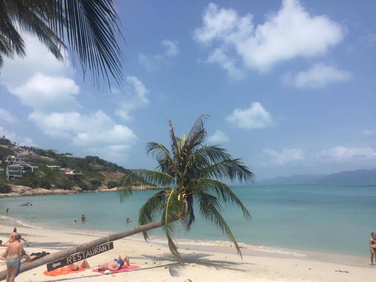Potovanje Tajska - Tong Son bay plaža