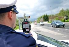 ljubljana01.05.2008..policija...radar...hitrost...foto;jure tomc