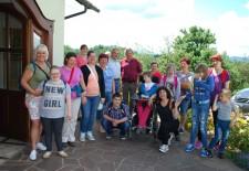 Učenci OŠ Ane Gale na obisku v Tržišču -IZ ŠOLSKIH KLOPI-foto