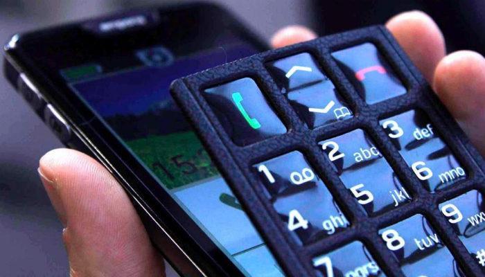 Pametni telefon za starejše