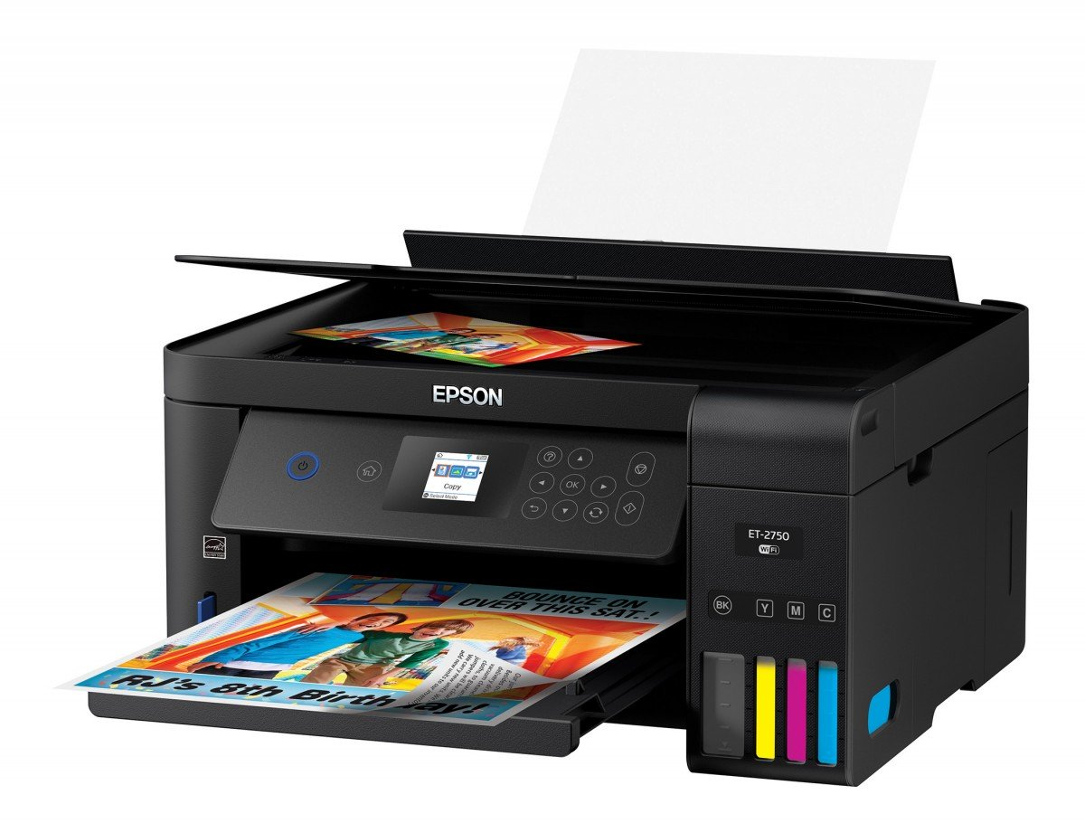 Tiskalnik Epson Expression ET-2750 EcoTank Supertank All-in-One
