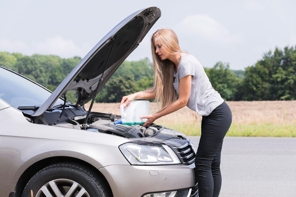 Vzdrževanje avtomobila