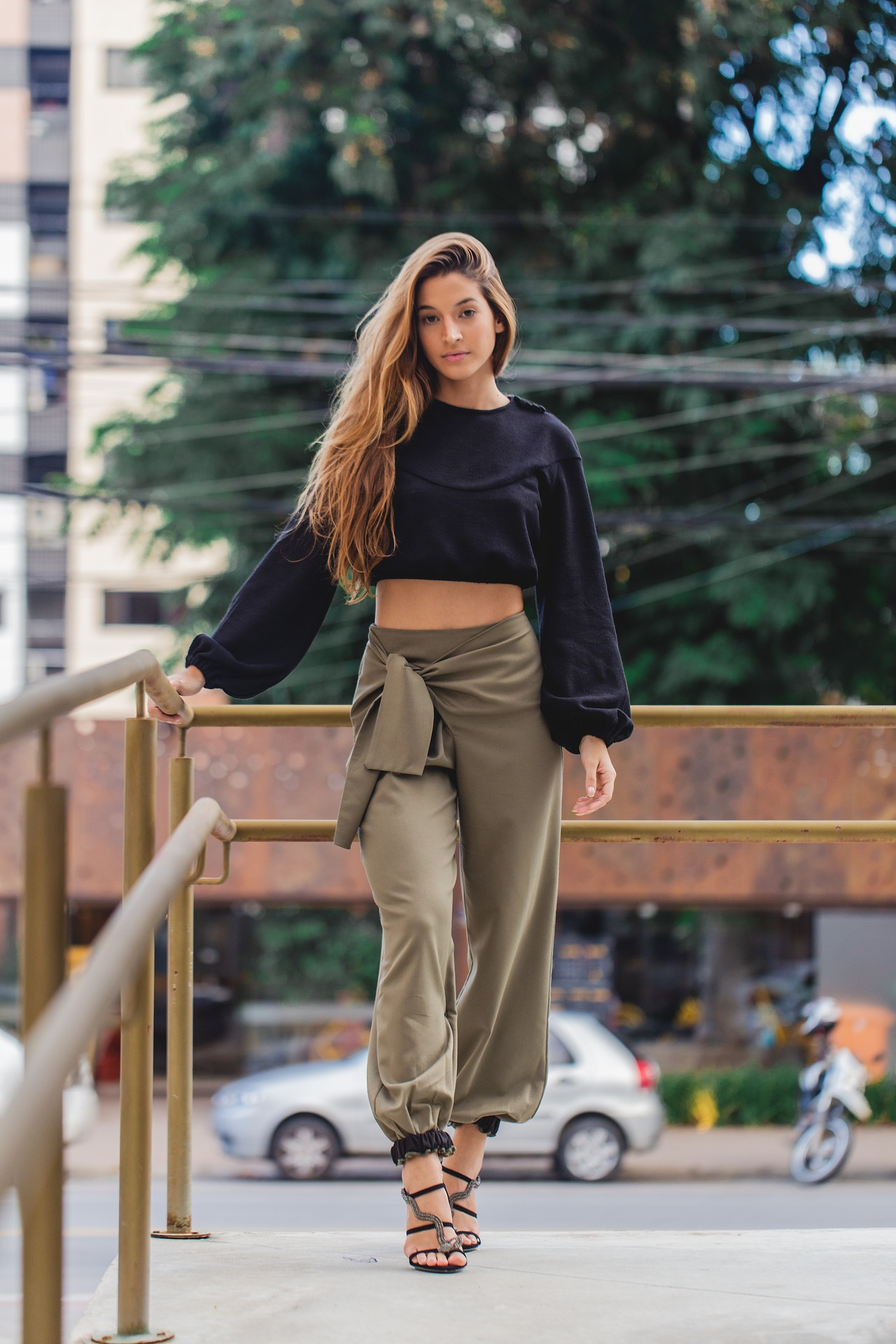 ciara outfits baggy pants - HD910×1365