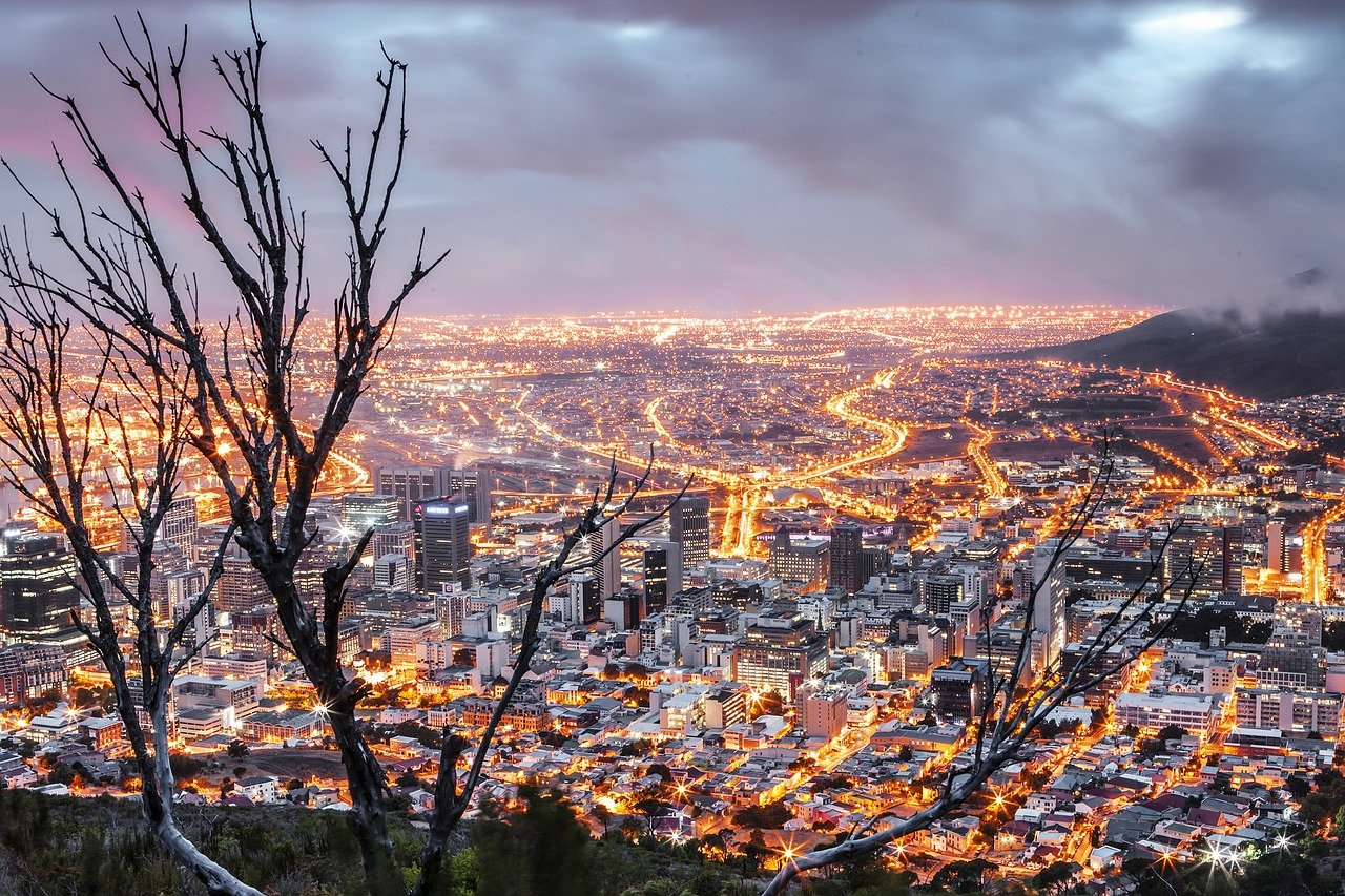 Cape Town (Vir; Pixabay)