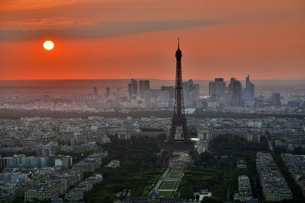 Pariz (Vir: Pixabay)