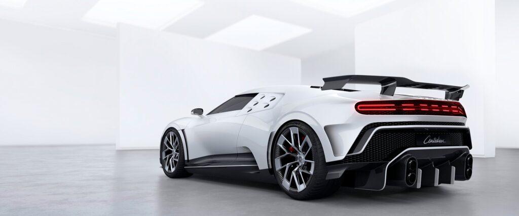Tretji najdražji avtomobil na svetu je Bugatti Centodieci (vir: Bugatti.com)