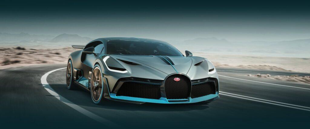 Peti najdražji avtomobil na svetu je Bugatti Divo (vir: Bugatti.com)