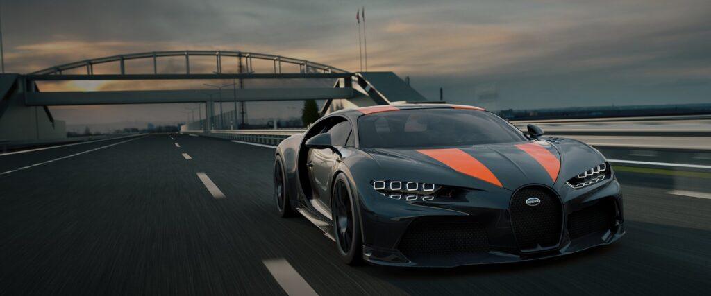 Sedmi najdražji avtomobil na svetu je Bugatti Chiron Super Sport 300+ (vir: Bugatti.com)