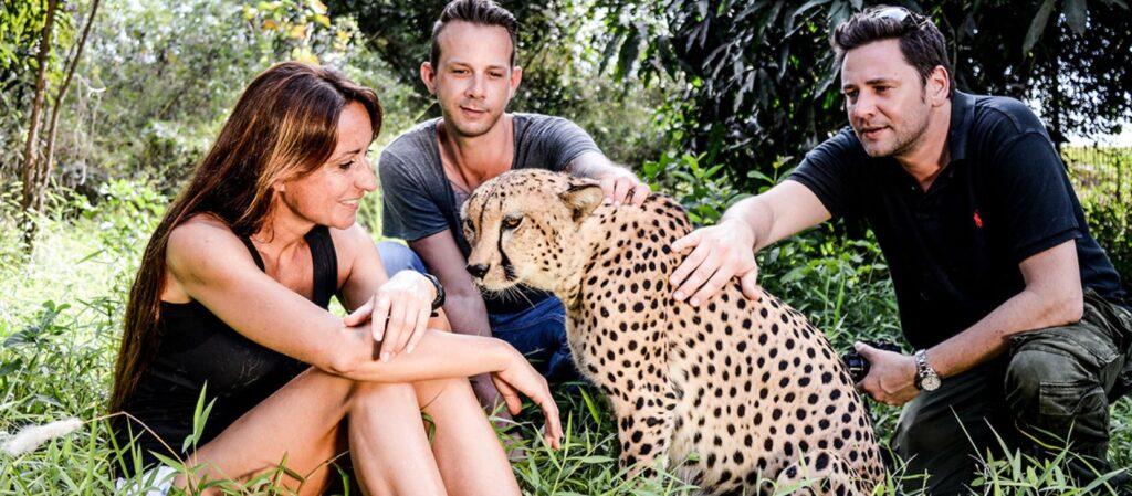 Safari zatočišče Cheetah's Rock na Zanzibarju