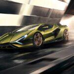 Osmi najdražji avtomobil na svetu je Lamborghini Sian (vir: Lamborghini.com)