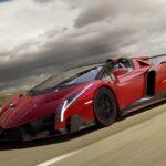 Šesti najdražji avtomobil na svetu je Lamborghini Veneno (vir: Lamborghini.com)