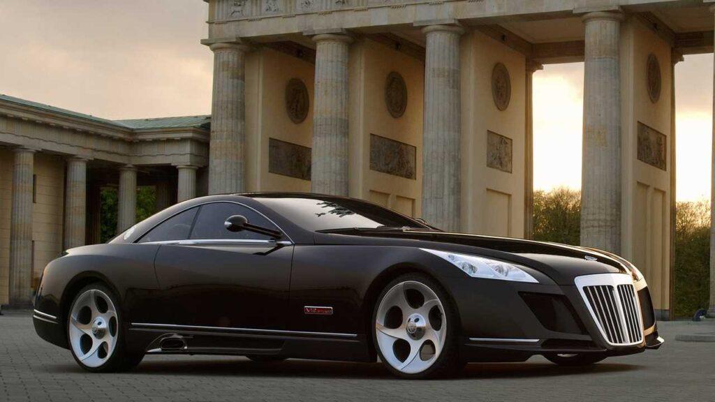 Četrti najdražji avtomobil na svetu je Mercedes-Maybach Exelero (vir: Maybach.com)