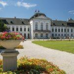 Predsedniška palača Grasalkovič (vir: slovakia.com)