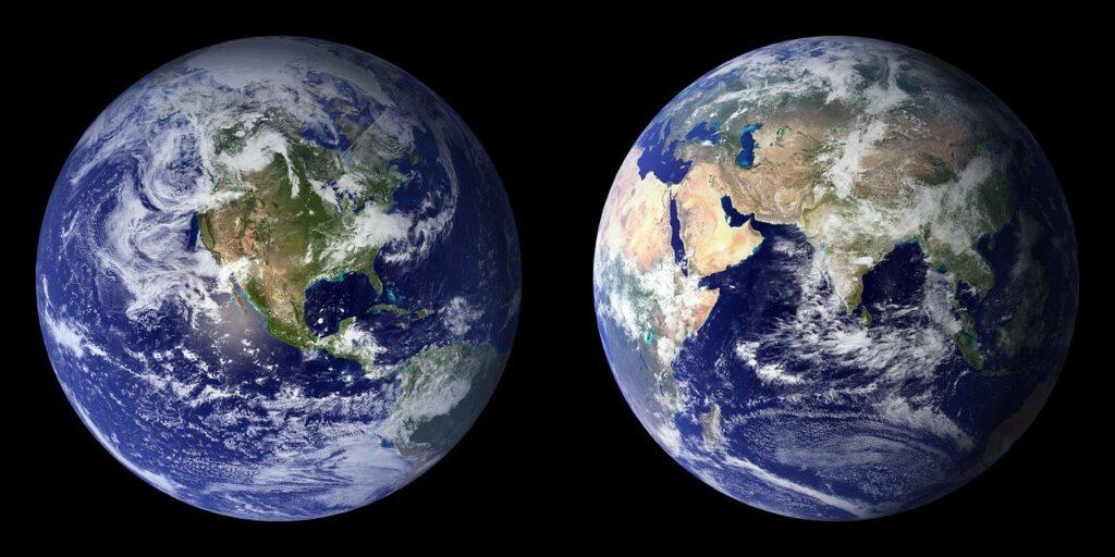 Teorija zarote o obliki našega planeta
